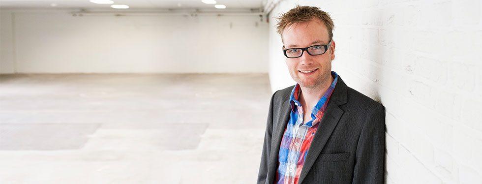 Arjen Hoeve - Filmmaker bij GGTV