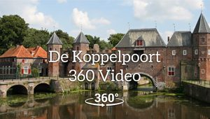Thumbnail 360 graden video GGTV website koppelpoort amersfoort